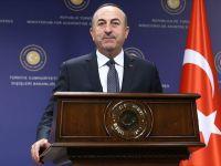Dışişleri Bakanı Çavuşoğlu: Kuzey Irak referandumu açıklaması