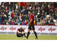 Türkiye Hazırlık Maçında Arnavutluk'a Kaybetti (2-3)