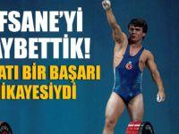 Naim Süleymanoğlu hayatını kaybetti...