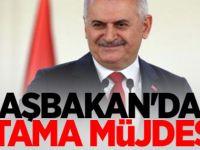 Başbakan Yıldırım'dan Atama Müjdesi!