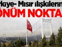 Türkiye-Mısır İlişkisinde Yeni Dönem