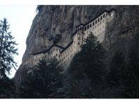 Sümela Manastırı Ağustos Ayında Kapılarını Açacak