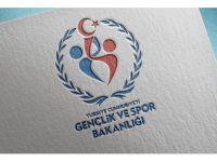 Gençlik ve Spor Bakanlığından Gençlere Destek