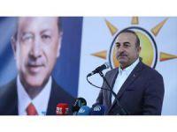 Çavuşoğlu: CHP de, bazı partiler de FETÖ'nün güdümündedir