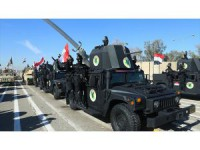 Irak'ta 'Deaş Zaferi' İçin Askeri Töreni