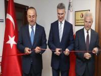 Malta'nın Ankara Büyükelçiliği Açıldı