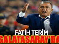 Galatasaray, Fatih Terim İle Görüşmelere Başladı