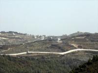 Türkiye-suriye Sınırındaki Modüler Duvar Çalışmaları Sürüyor