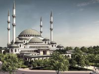 İzmir'e 15 Bin Kişilik Cami İnşa Ediliyor