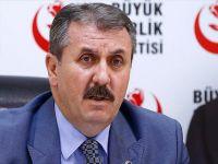 """BBP Ve Saadet Partisi'nden """"Afrin Operasyonu"""" Açıklaması"""