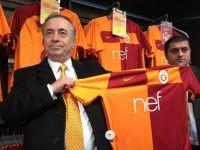 Galatasaray Başkanı Cengiz'den 'Sarı Cuma Kampanyası' Açıklaması