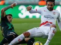 Akhisarspor (1-1) Antalyaspor