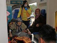 PKK/PYD'nin Ölüme Terk Ettiği Afrinli Yaşlıları Türk Askeri Kurtardı