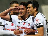 Gençlerbirliği (0-1) Beşiktaş: İlk Yarı Finalist Beşiktaş