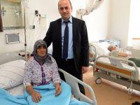 Afrin'de Ölüme Terk Edilen Çifti Türk Askeri Kurtardı