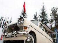 İlk Yerli Otomobil 'Devrim'e Kapsamlı Bir Bakım Yapıldı