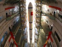 Çin Uzaya İki Navigasyon Uydusu Gönderdi