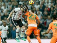 Beşiktaş (1-0) Alanyaspor