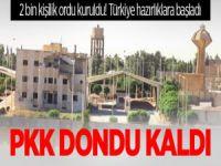 PKK, Tel Abyad'ta sokağa çıkamaz oldu