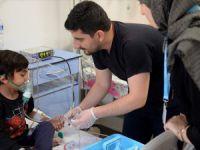 Afrinli Ali Ahmed'in İmdadına Türk Doktorları Yetişti