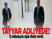 Tayyar, FETÖ borsası iddiasıyla ilgili ifade verdi