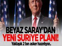 Beyaz Saray'dan yeni Suriye planı!