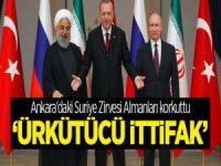 Ankara'daki Suriye Zirvesi Almanları korkuttu