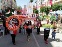 Adana 6. Uluslararası Portakal Çiçeği Karnavalı Başladı