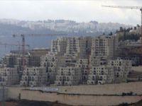 Yahudilerin Kudüs'te Gayrimeşru Yerleşim Planları Ortaya Çıktı