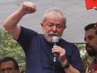 Eski Brezilya Devlet Başkanı Lula da Silva Teslim Oldu