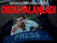 İsrail Savunma Bakanı dünyaya rezil oldu! Ordu yalanladı