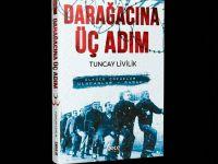 """SIR PERDESİ """"DARAĞACINDA ÜÇ ADIM"""" KİTABIYLA ARALANDI"""