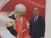 Oğuz Sulusaray MHP'den Kırşehir'den Aday adaylığını açıkladı