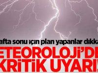 Marmara'da Sağanak, Doğu'da Kar ve Buzlanma Bekleniyor