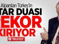 Alparslan Türkeş'in iftar duası