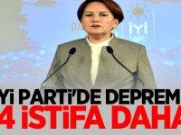 İYİ Parti'de deprem! 14 istifa daha