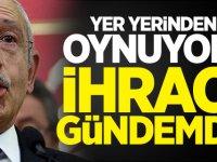 Kılıçdaroğlu çok rahatsız! Eren Erdem'e ihraç