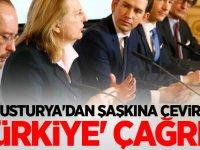 Şaşkına çeviren 'Türkiye' çağrısı