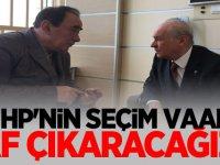 MHP'nin seçim vaadi af çıkaracağız