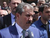 BBP Genel Başkanı Destici'den Ak Parti Açıklaması