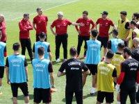 A Milli Futbol Takımı Tunus İle Karşılaşıyor