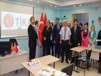 TİKA'dan Kırgızistan'da Türkçe Eğitimine Destek