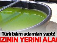 Türk bilim adamları yaptı! Benzinin yerini alacak