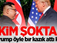 Kim Jong-un şokta! Trump öyle bir kazık attı ki..