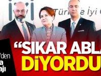 İP'li Ali Türkşen'den istifa mesajı