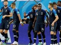 Dünya kupası Fransızların değil Afrkalıların!