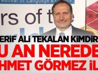 Şerif Ali Tekalan kimdir, şu an nerede? Mehmet Görmez ile...