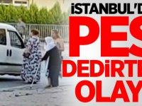 İstanbul'da pes dedirten olay!