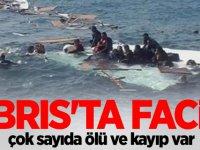 Kıbrıs'ta facia! Türkiye'ye getirilecekler