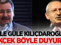 Güle güle Kılıçdaroğlu! Gökçek böyle duyurdu